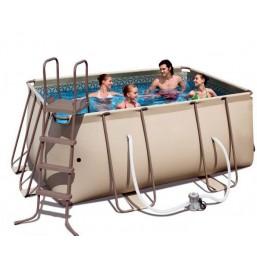 Каркасный бассейн Bestway 3,05м*2,03м*1,22м