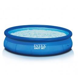 Бассейн надувной Easy Set 457*91см синий Intex (56410) (28160)