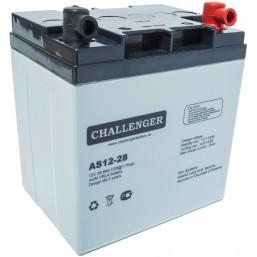 Аккумуляторная батарея Challenger (AGM) AS12-28L