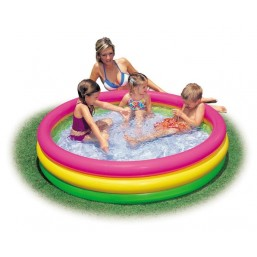 """Надувной детский бассейн """"Сияние Заката"""" Intex 57412"""