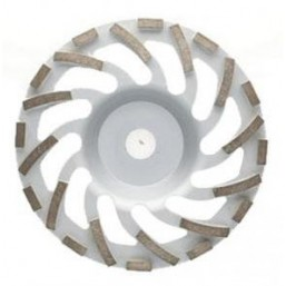 Диск шлифовальный алмазный сегментный 175*22,2 мм для УПМ-200/1010Э-Ш Интерскол 2221918000001