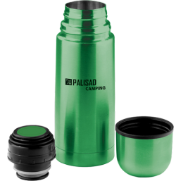 Термос классический  с клапаном, 500 мл (зеленый) PALISAD Camping 69537