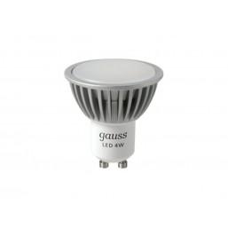 Лампа Gauss LED 4W GU10 220V 2700K FR EB101506104