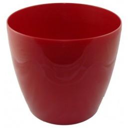 Горшок Магнолия 300мм, цвет красный