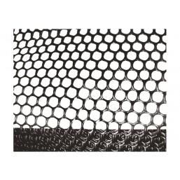 Сетка газонная в рулоне 2х30, ячейка 9х9 мм - черная   64500