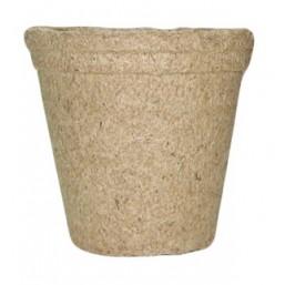 Торфяной стаканчик 8*10см (10шт. в упаковке)