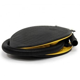 Насос ножной Bestway Air-Step 5 (5 литров, вес 0.8 кг., 3 адаптера, надувает/сдувает) 62005