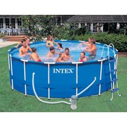 Каркасный бассейн Intex 54946 , 457 см х 122 см