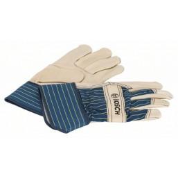 Защитные перчатки из бычьей кожи GL  FL 11, 1 пара