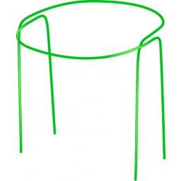 Опора для цветов круг 0,15м, выс.0,6м 1 шт.  диаметр провол. 5мм  64463