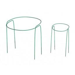 Кустодерж. круг 0,5м, выс. 0,5м 2 шт.  диаметр провол. 5мм  64475