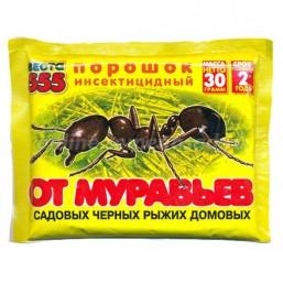 Веста 555 от муравьев 30г Средство защиты
