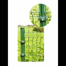 Столбы заборные 40X60MM высота: 2.3 M (H.S. CODE:7308.9000)