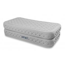 Надувная ортопедическая кровать Intex 99*191*51 + насос встроенный 66964
