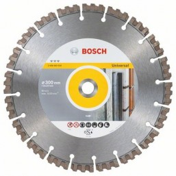 Алмазный диск Best for Universal300-25,4