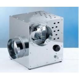 Радиальный центробежный каминный вентилятор Dospel КОМ-400 II