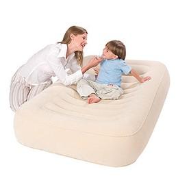 Кровать надувная детская Bestway Countoured Air Bed (размер 160*102*28 см, вес 2.74 кг.) 67378
