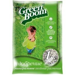 Удобрение минеральное сухое, гранулированное, с микроэлементами Green Boom®  Хвойное 1кг.
