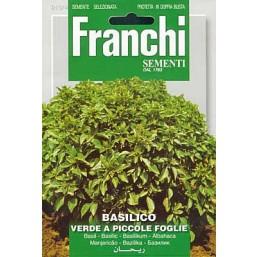 "Семена ""Базилик Verde Piccole Forglie "" 100гр"
