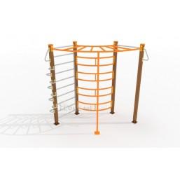 Спортивный комплекс «Оранж» СК-04-2