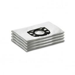 Флисовые фильтр-мешки (4 шт) для WD 7.500 6.904-413.0