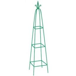 Пирамида садовая декоративная, 198 * 33 см