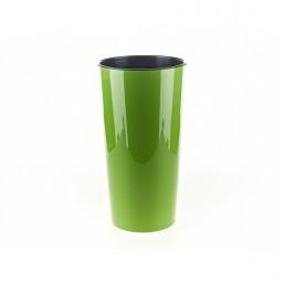 Кашпо Лилия 190мм, зеленый
