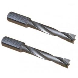 Фреза для присадочного фрезера 6*56,6 мм (2 шт.) Интерскол 2208556600601