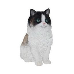 Садовая фигурка Кошка персидская BJ092291W(Р6 С6)