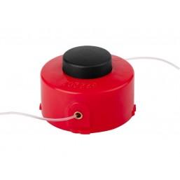 """Катушка ЗУБР для триммера с леской """"круг"""", полуавтомат, для ЗТЭ-250, max диаметр лески 1.2мм, в сбор"""