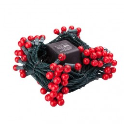 Гирлянда IL H51100G15NRE 100L (red)