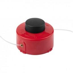 """Катушка ЗУБР для триммера с леской """"круг"""", полуавтомат, для ЗТЭ-350, max диаметр лески 1.6мм, в сбор"""