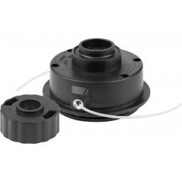 "Катушка ЗУБР для триммера, полуавтомат, диаметр лески 2.0мм, ""круг"", посадка М6, для ЗКРЭ-1000"