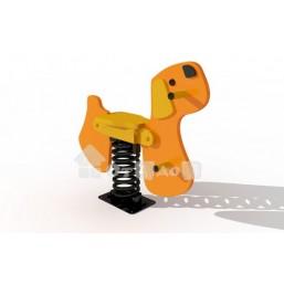 Качалка на пружине «Собака» КЧ-06