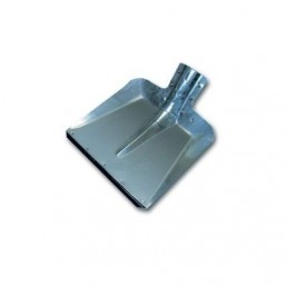 Лопата снеговая ЛС19, сталь S=2