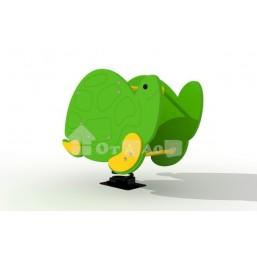 Качалка на пружине «Черепаха» КЧ-02