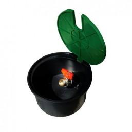 """Круглый оросительный гидрант со встроенным краном 3/4"""" Rain Bird VBA17186"""