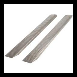 Рампы алюминиевые 2,25м  ALR-0015-EU (ком-т 2 шт)