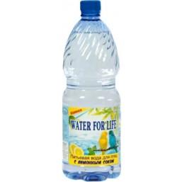 Вода д/ попугаев Water for life 1л