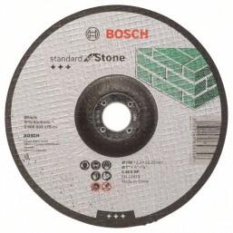 Отрезной круг Standard по камню 230х3мм SfS, прямой