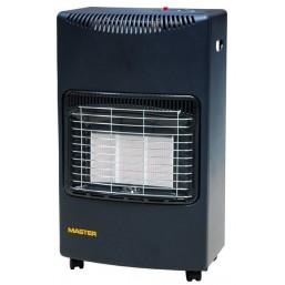 Газовый нагреватель с прямым нагревом 440/450 CR Master
