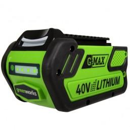Аккумулятор G-MAX 40V 4 А.ч Li-Ion Greenworks G40B4