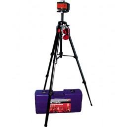 Уровень лазерный, 100 мм, штатив 1300 мм MATRIX  35031