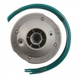 Катушка леской для триммера 2.7 мм, зеленая, триммеры RLT/RBC26; RLT/RBC30; RLT/RBC430; RFT254