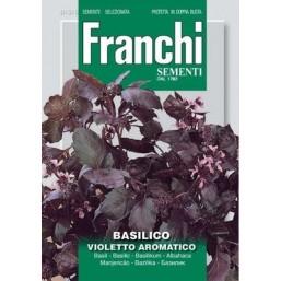 Базилик Violetto Aromatico (0,2 гр) 13/5 Franchi Sementi