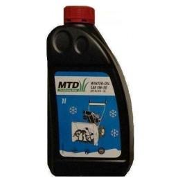 Масло моторное для бенз.снегоочистителей SAE 5W-30 1 л