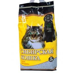 Сибирская Кошка Ультра 5л комкующийся