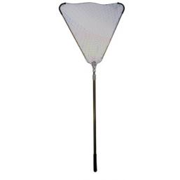 Подсак цветная леска  треугольный 0.6м - 0.8м