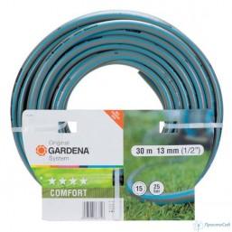 "Шланг Comfort 13 мм (1/2"") х 50 м Gardena 08679-20"