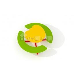 Столик детский «Яблочко» МИФ-21